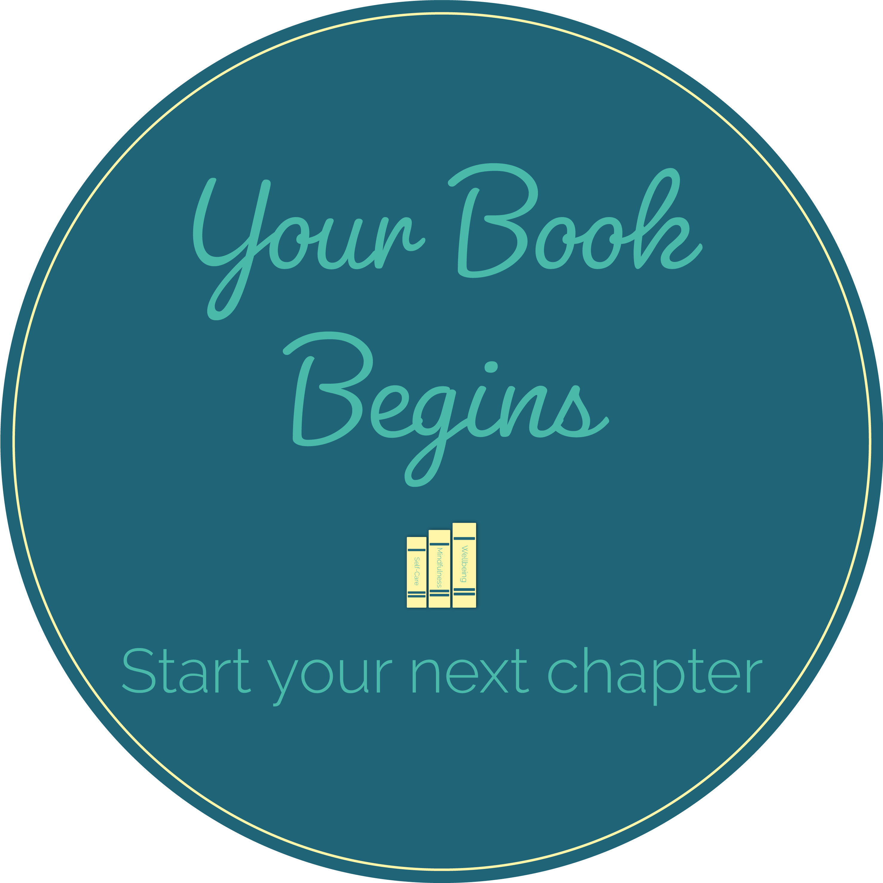 Your Book Begins